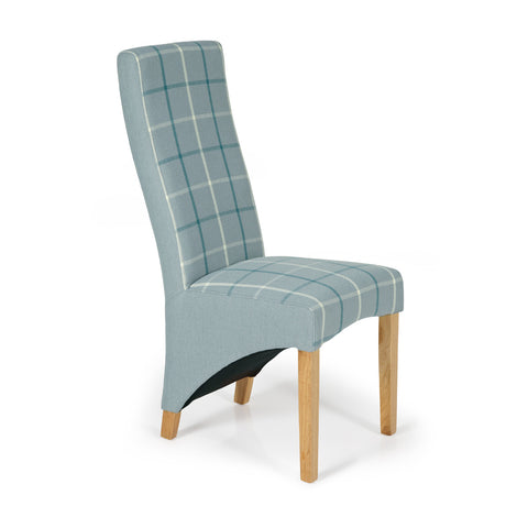 Hammersmith Dining Chair in Archer Tartan (2 Chairs Included)