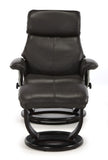 Harstad Recliner in Brown