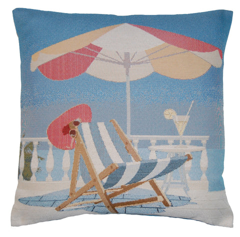 Terrace Holiday Scatter Cushion
