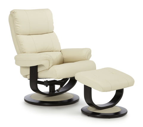 Horten Recliner in Cream