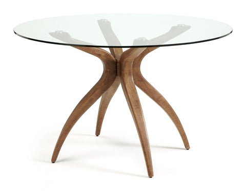 Islington Round Glass Dining Table