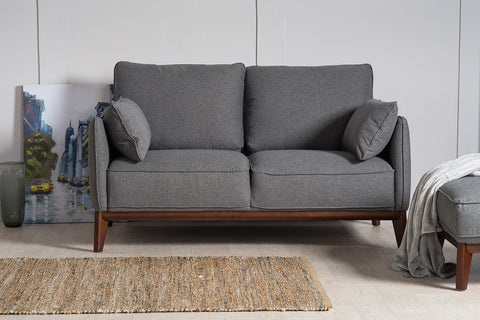 Kendall 2 Seater Sofa - Dark Grey