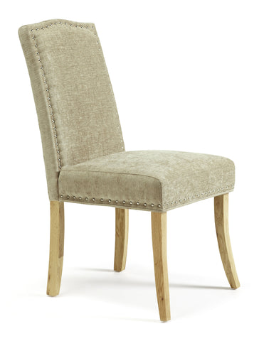 Knightsbridge Dining Chair in Fudge (2 Chairs Included)