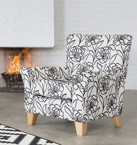 Mercury Accent Chair