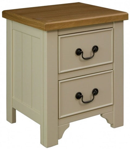 Oakleigh 2 Drawer Bedside