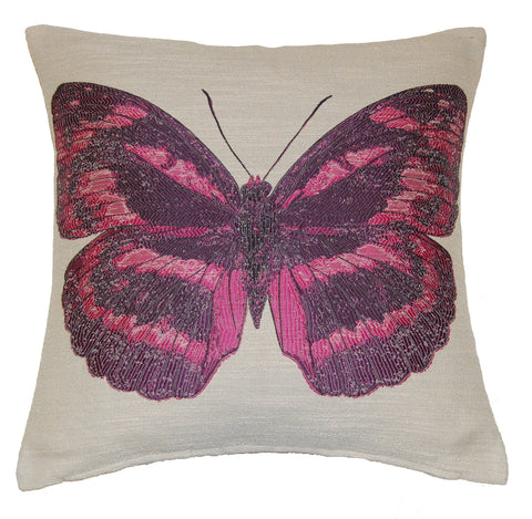 Butterfly Pink Scatter Cushion
