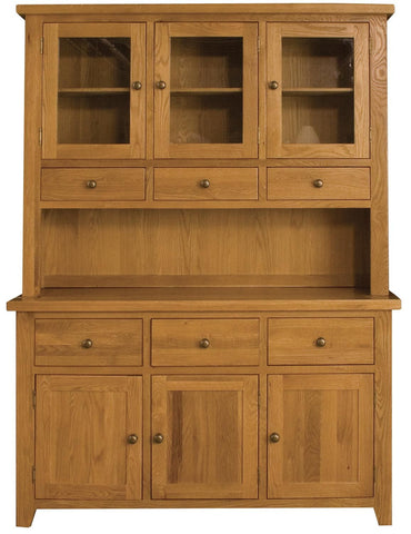 Michigan Oak Dresser