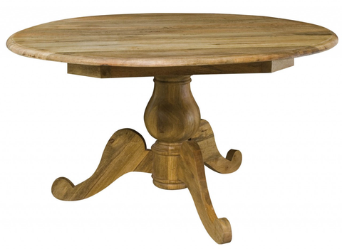 Granary Royale Round Dining Table 48inch