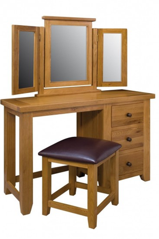 Vermont Dressing Table and Stool