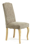 Kensington Dining Chair in Bark/Oak (2 Chairs Included)
