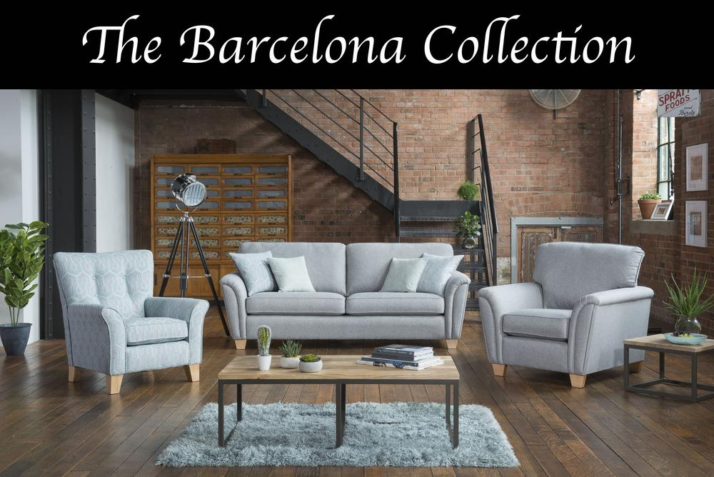 Alstons Barcelona Sofa from Jackson Cove Blackpool Furniture Store