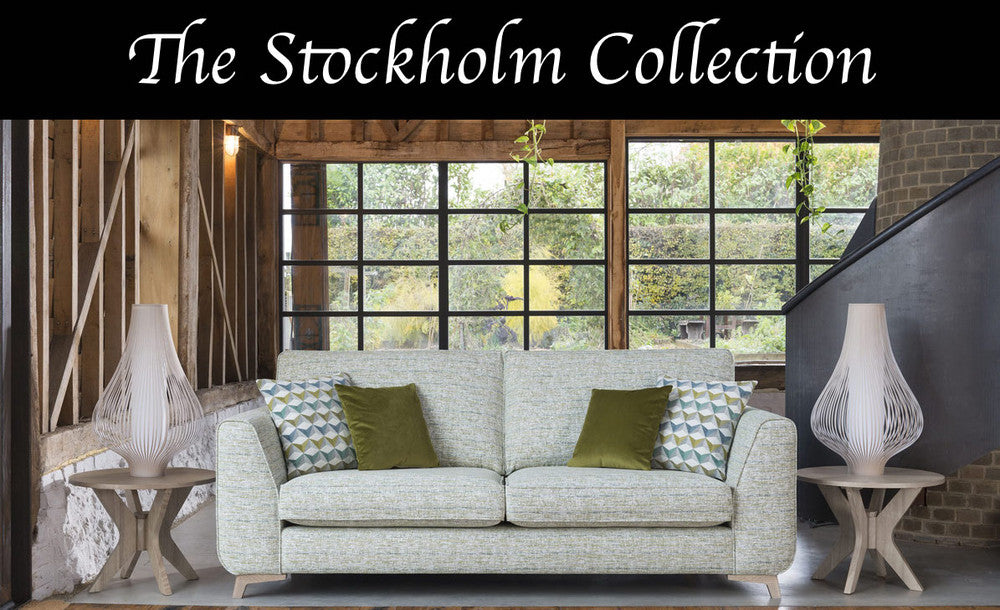 The Alston's Stockholm Sofa from Jackson Cove Furniture Store Blackpool