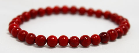 Crimson Red Riverstone