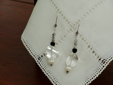 Crystal Gazing Earrings