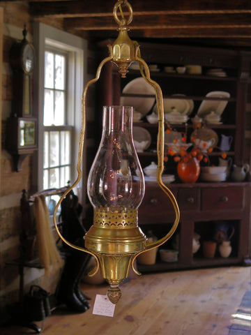 Transition Hanging Lantern