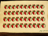 George Briard Strawberries