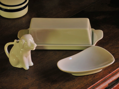 White Porcelain Table Accessories