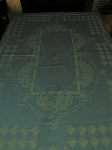 Art Deco Czech Linen