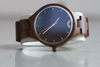 WALNUT & GOLD LIMITED EDITION Minimalist Watch