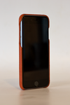 Napa Leather for iPhone 6 / iPhone 6s - Orange