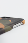 CAMO LEATHER for iPhone 7 / iPhone 8