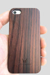 PADAUK wood case for iPhone 5 / 5S