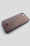 WALNUT wood case for iPhone 5 / 5S