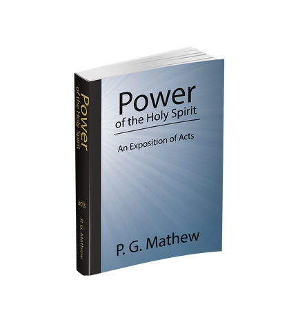 Power of the Holy Spirit | An Exposition of Acts