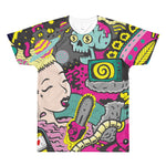 FokaWolf (Cosmic Girl)  t-shirt