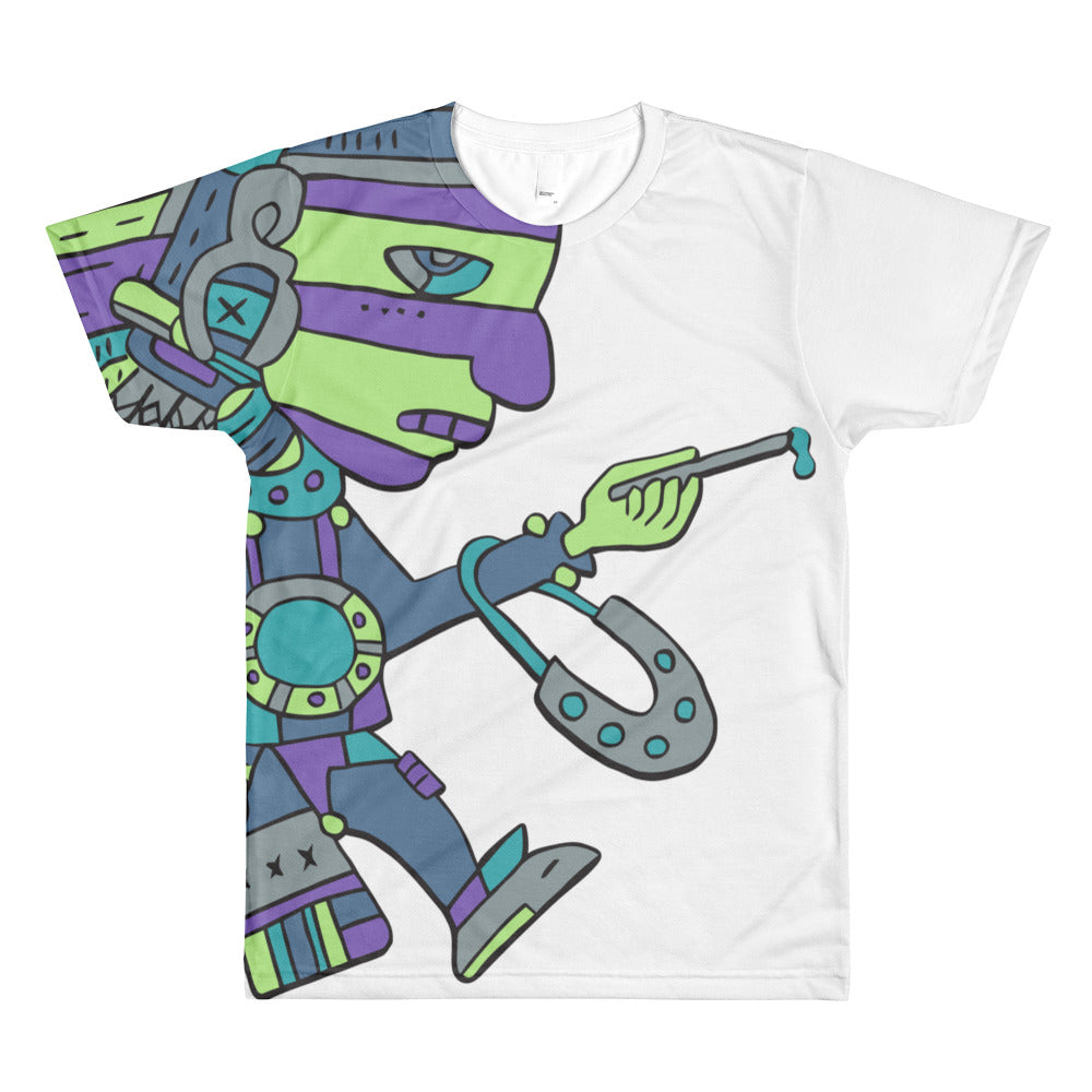 First Dab DABZTEC Tee