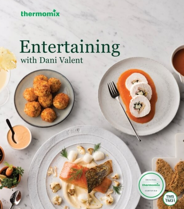 Entertaining with Dani Valent Recipe Book