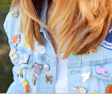 Just The Pin For You: 10 Pins for 10 People in Your Life