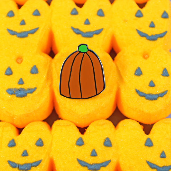 Pumpkin Candy Pin