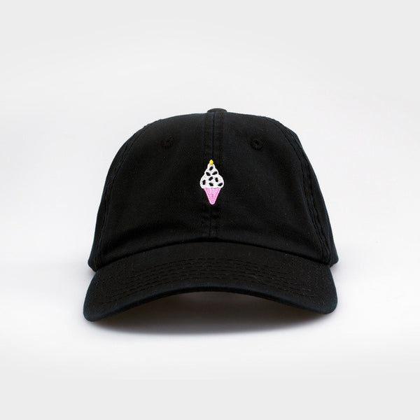 Ice Cream Cone Dad Hat by French & Penny x Society6