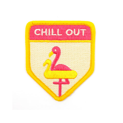Chill Out Patch