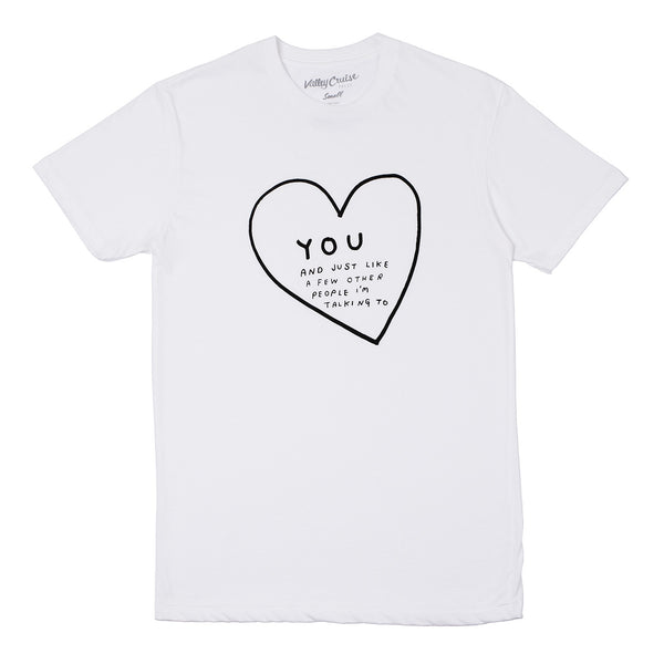 You Tee by Katy Kosman