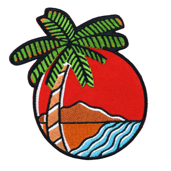 Tropical Vibes Patch