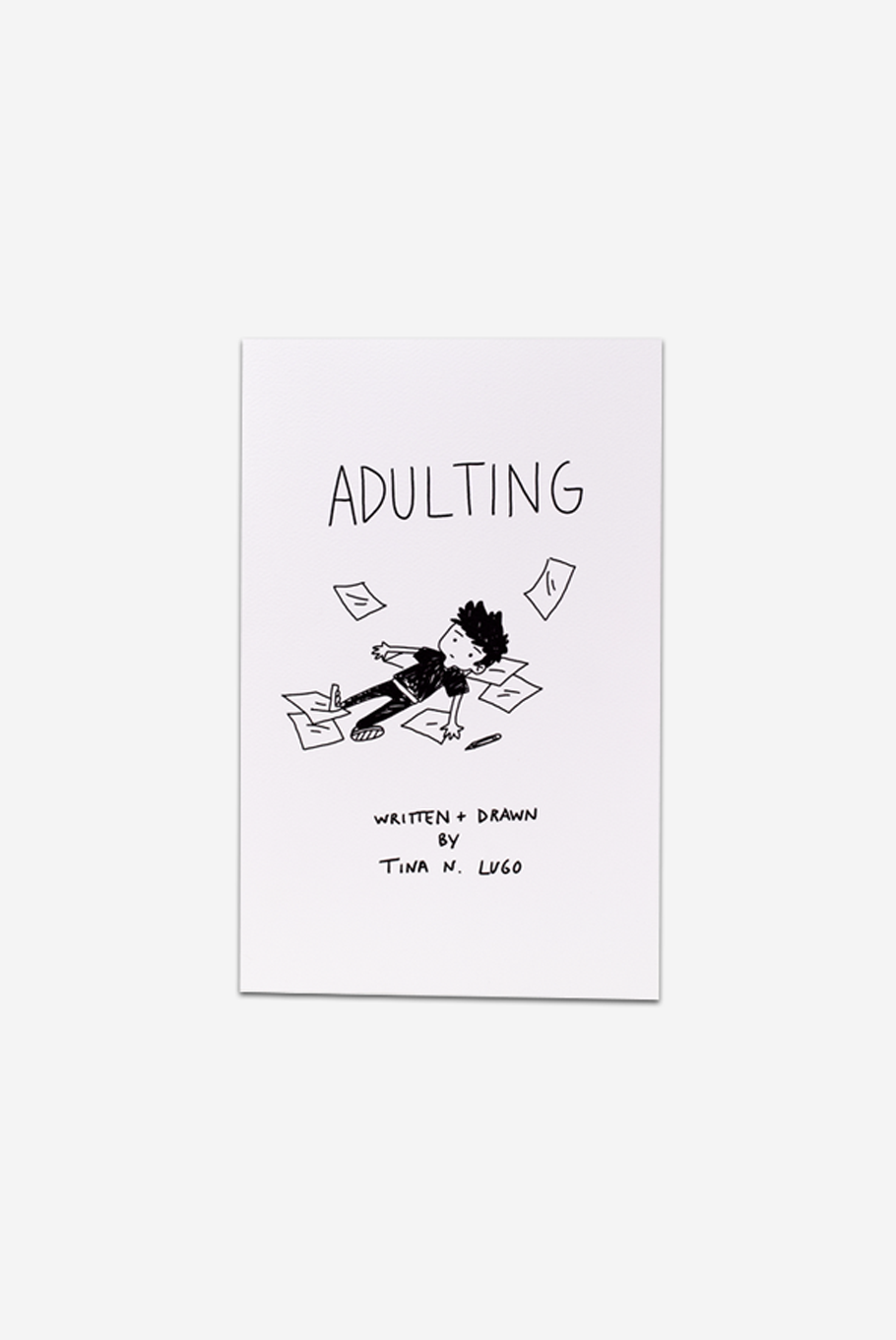Adulting by Tina Lugo
