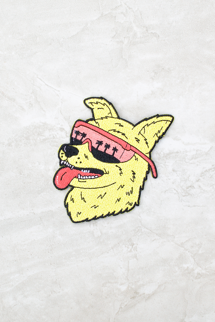 Cool Pup Patch