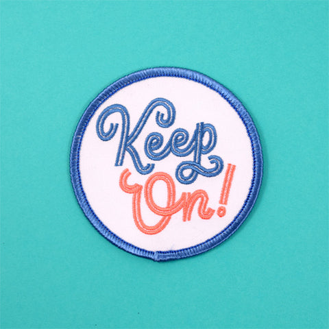 Keep On! Patch