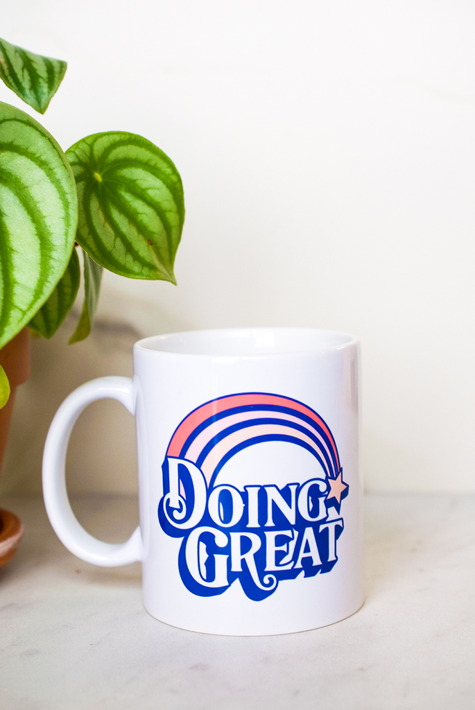 Doing Great Mug