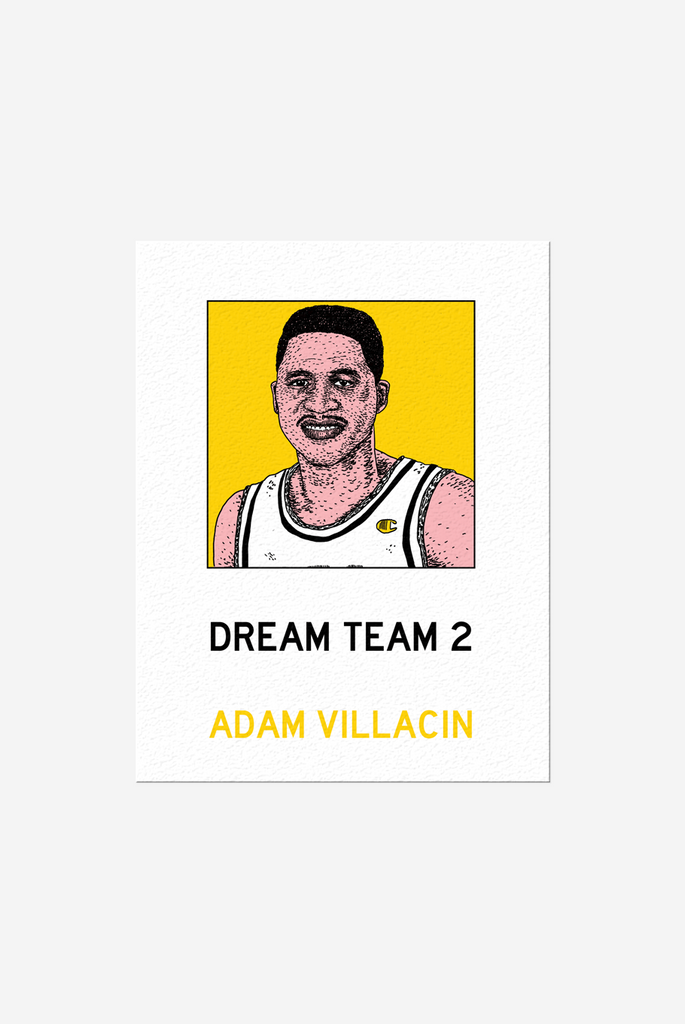 Dream Team II by Adam Villacin