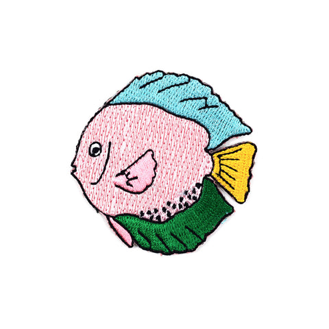 Reef Fish Mini Sticky Patch