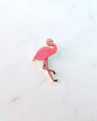 Funky Flamingo Pin