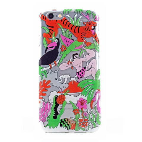 Jungle Fun iPhone Case