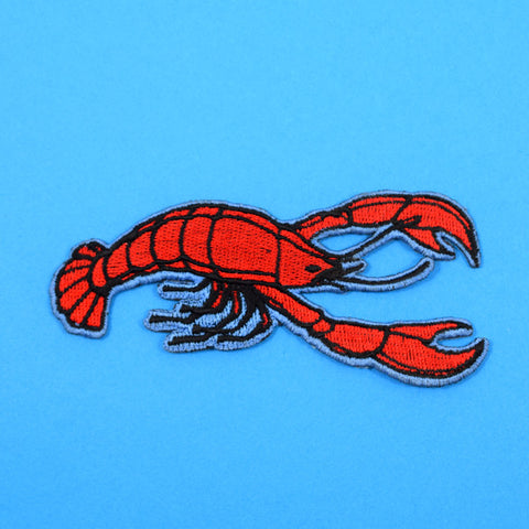 Vintage Lobster Patch