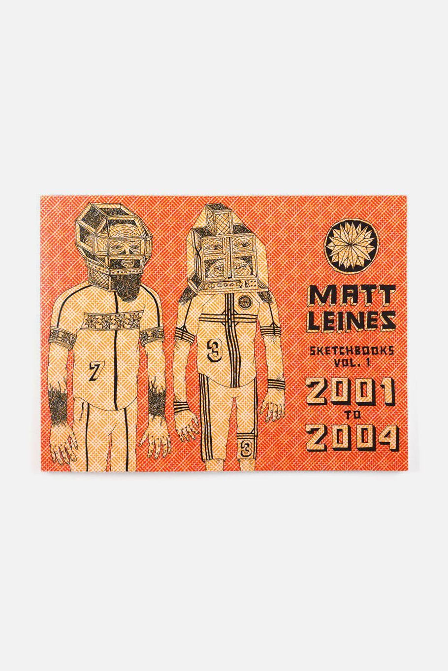 Sketchbooks Vol. 1 2001-2004 by Matt Leines