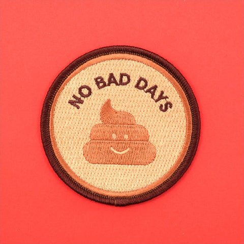 No Bad Days Patch