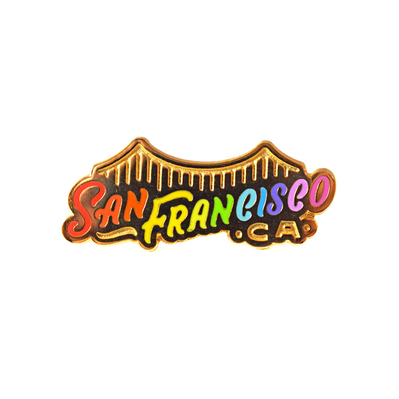 Greetings from san francisco card and pin valley cruise press greetings from san francisco card and pin 1200 no reviews greetings from san francisco m4hsunfo