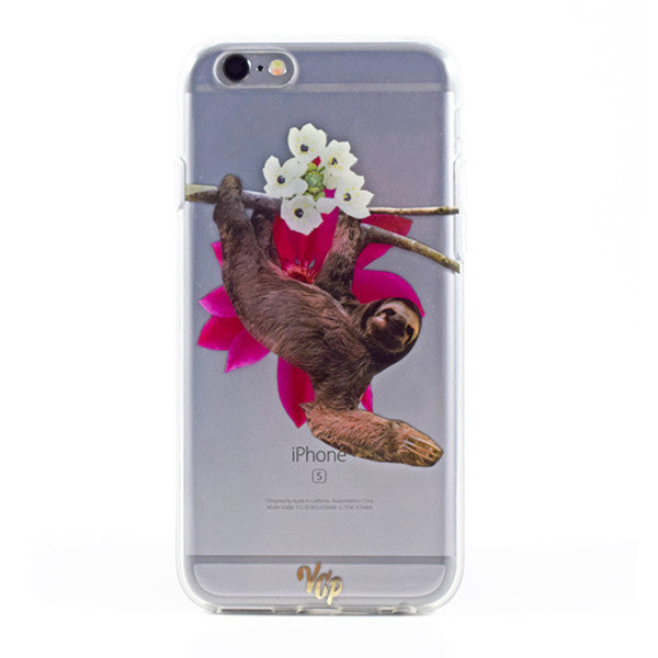 sloth iphone case sloth iphone valley cruise press 12989